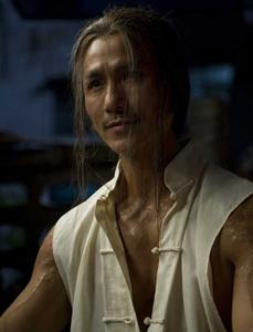 Robin Shou as Gen in Street Fighter: The Legend of Chun-li
