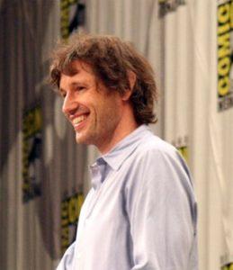 Director Paul WS Anderson at Comic-Con
