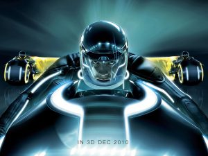 Promotional image for Tron Legacy