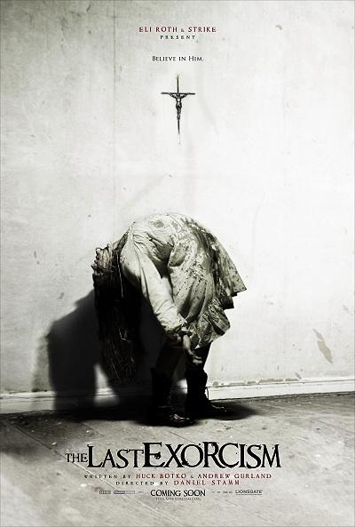 The Last Exorcism Teaser Poster