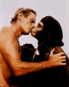Still from the original Planet of the Apes