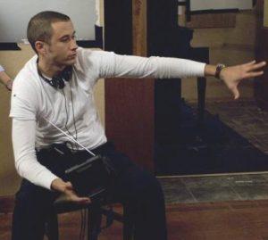 Director Bryan Bertino
