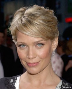 Actress Laurie Holden