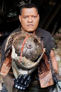 Lawrence Fishburne in PREDATORS
