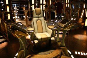 The Destiny's Bridge -- Captain's chair?