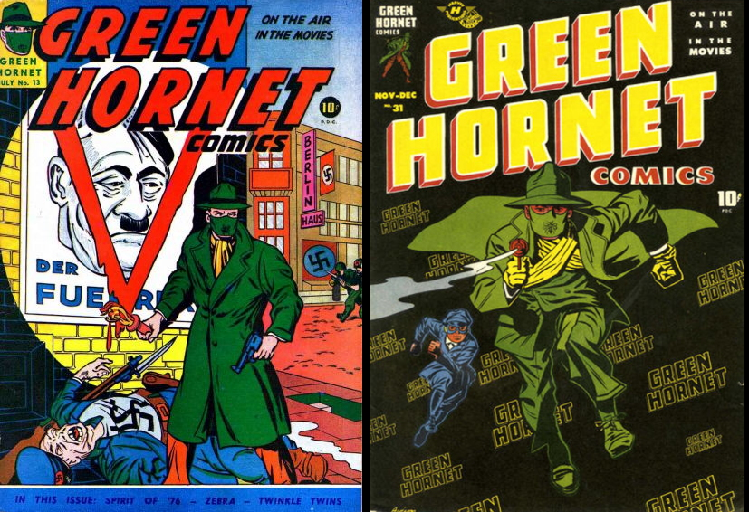 Harvey Comics #13 and #31
