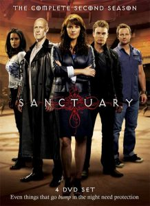 Sanctuary_S2_DVD