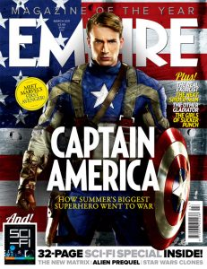 Empire Magazine, March 2011