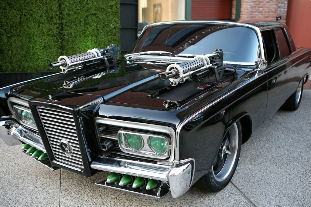 The Black Beauty from THE GREEN HORNET