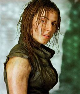 Antje Traue in PANDORUM