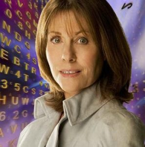 Elisabeth Sladen in THE SARAH JANE CHRONICLES