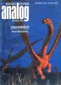 First Published in Analog, 1967