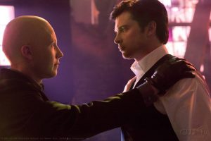 Lex Luthor Returns for SMALLVILLE's Finale