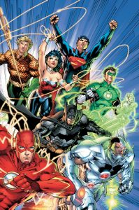 JLA_1_Jim Lee