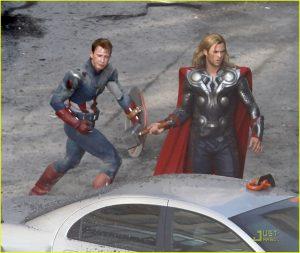 AVENGERS_CapHurt_Thor