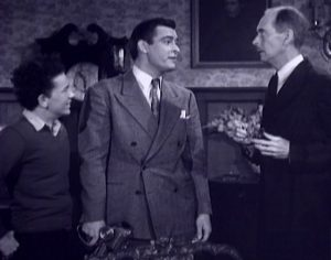 Douglas Croft, Lewis Wilson, William Austin